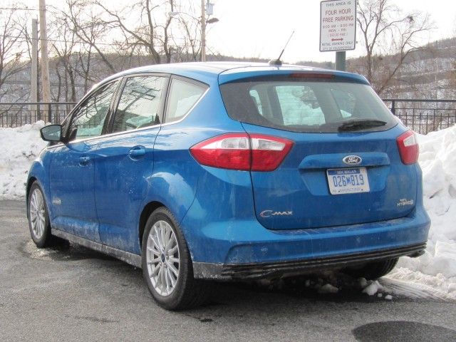2017 Ford C Max Hybrid Upstate New York Dec