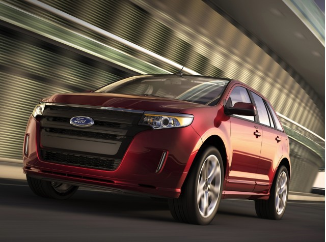 Ford Edge Recalled For Fire Risk Again Even For Vehicles Fixed The First Time
