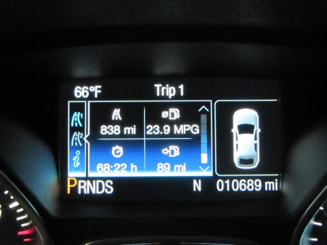 Ford Escape Ecoboost   Liter Pennsylvania April