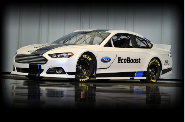 2013 Ford Fusion NASCAR Sprint Cup race car