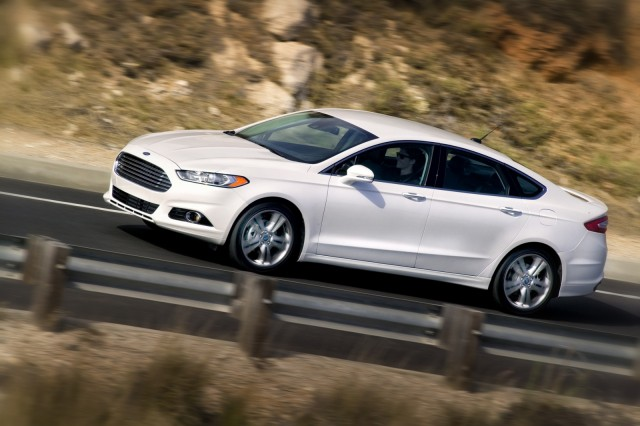 2013 ford fusion review, ratings, specs, prices, and photos - the