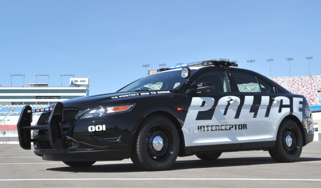 Even Police Cars Can Get 30 Mpg Now Non Pursuit Highway