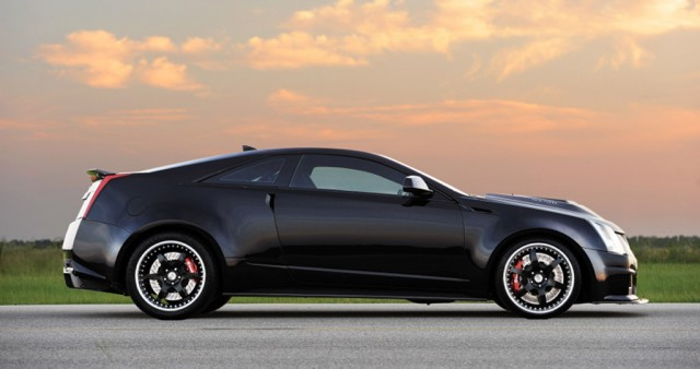 Hennessey Unleashes 1 226 Hp Cadillac Cts V Coupe Video