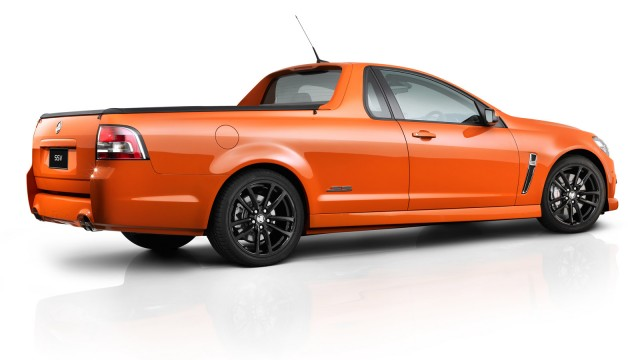 Chevy El Camino Hopes Fade With Report Of Holden Ute's Demise