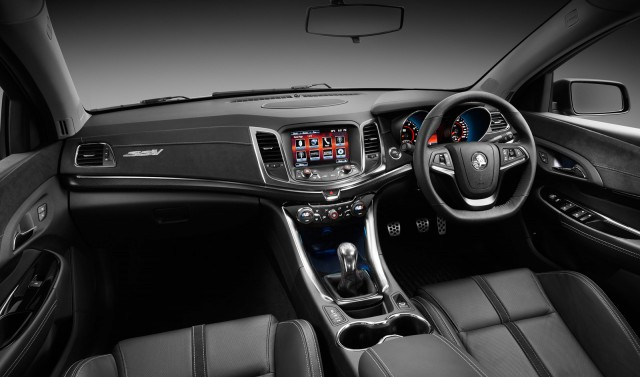 2013 Holden Commodore SS V