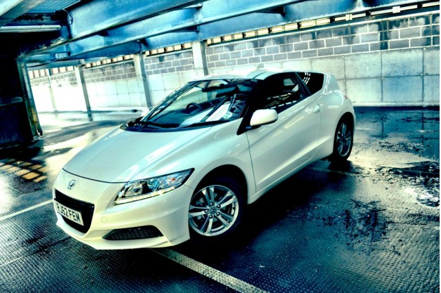 2017 Honda Cr Z Hybrid Coupe Uk Specification