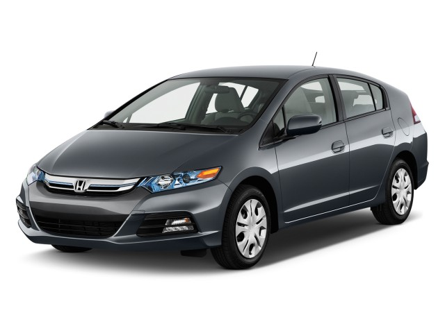 2013 Honda Insight Review Ratings Specs Prices And Photos The Car Connection