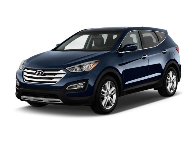2013 Hyundai Santa Fe Pictures Photos Gallery The Car