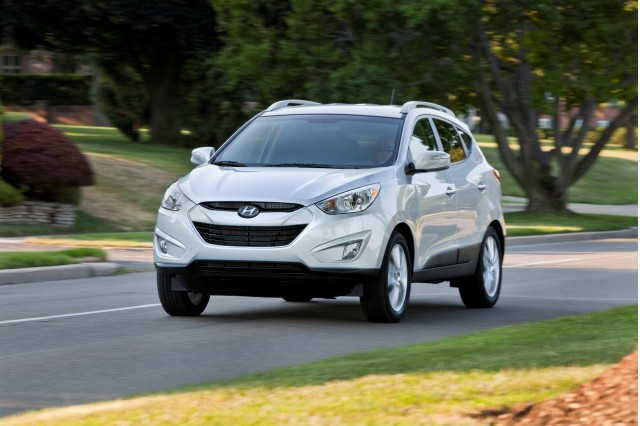 Hyundai, Kia expand fire-risk recall to include 150K Tucson and Sportage models