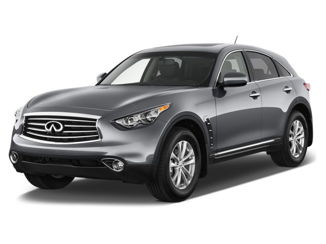 2013 INFINITI FX37 Review, Ratings, Specs, Prices, and ...