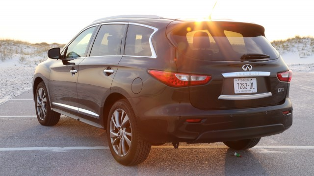 2017 Infiniti Jx Three Month Road Test