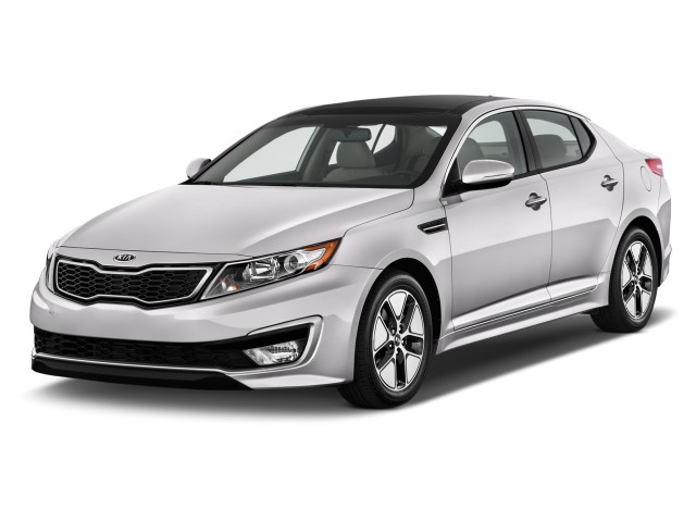 2013 Kia Optima vs Ford Fusion, Honda Accord Sedan, Hyundai Sonata ...