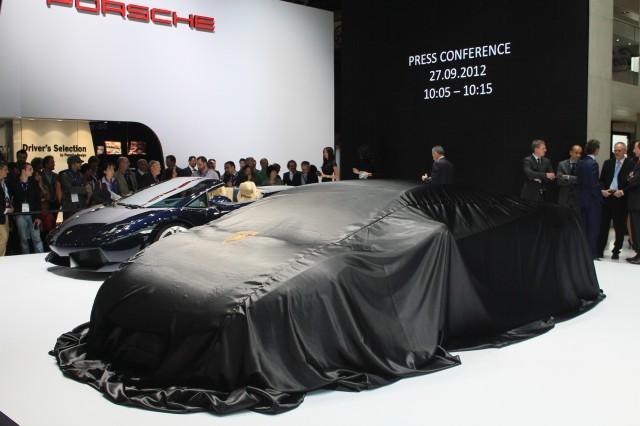 2013 Lamborghini Gallardo LP 560-4