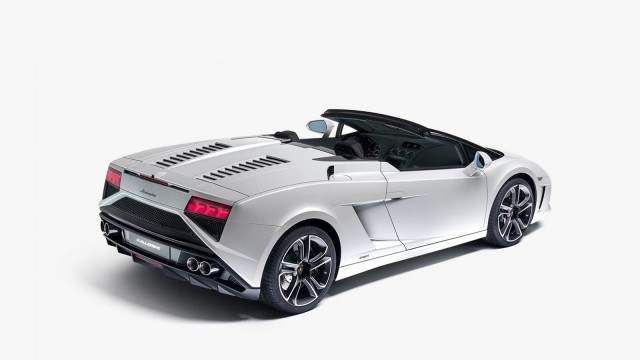 2013 Lamborghini Gallardo LP 560-4 Spyder