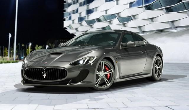 2013 Maserati GranTurismo MC Stradale