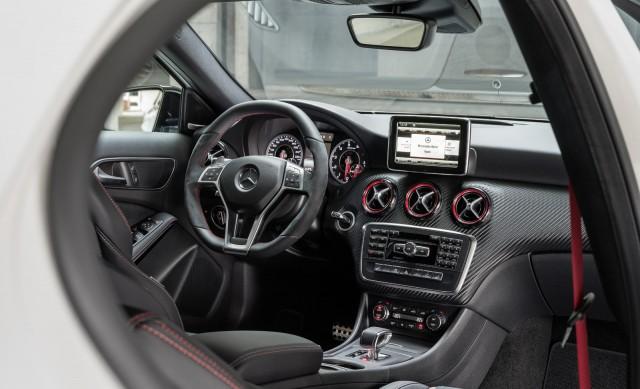 2013 Mercedes-Benz A45 AMG