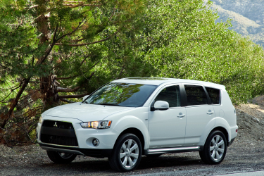 Mitsubishi outlander review 2013