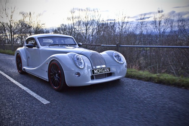 Morgan Motor Company Moves On, Plans Future