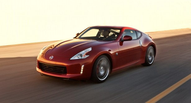 2013 Nissan 370Z Preview: 2012 Chicago Auto Show