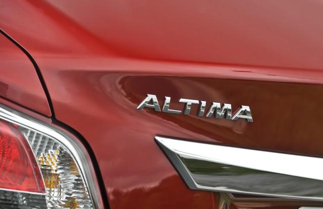 2013 Nissan Altima 3.5SL