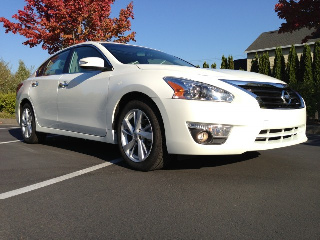 Green Car Reports 2013 Best Car To Buy Nominee: Nissan Altima