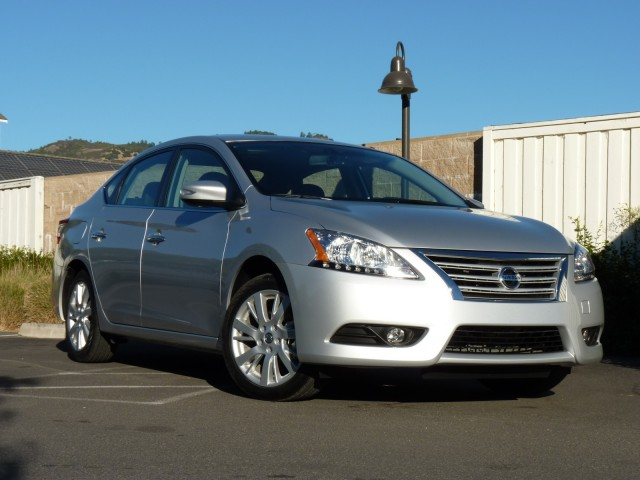 2013 Nissan Sentra SL  -  First Drive, October 2012