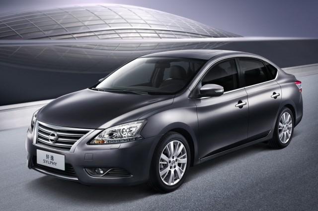 2013 Nissan Sylphy, Beijing Auto Show