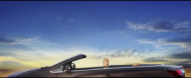 2013 Opel Cascada teaser