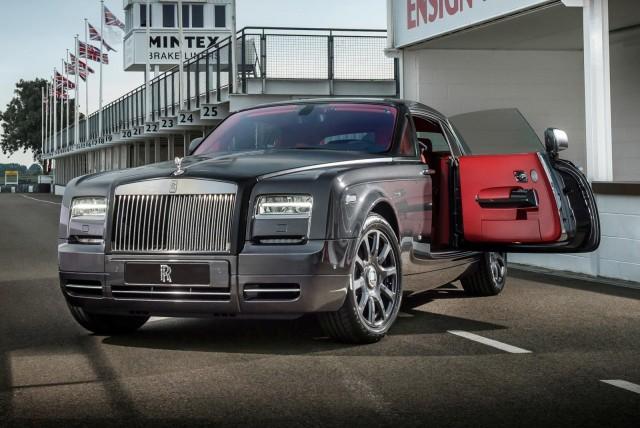 2013 Rolls-Royce Chicane Phantom Coupe