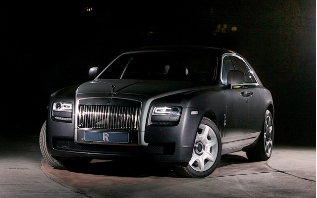 2014 RollsRoyce Ghost Review Ratings Specs Prices and Photos