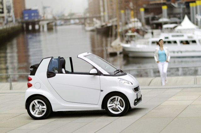 2013 Smart ForTwo Iceshine Special Edition