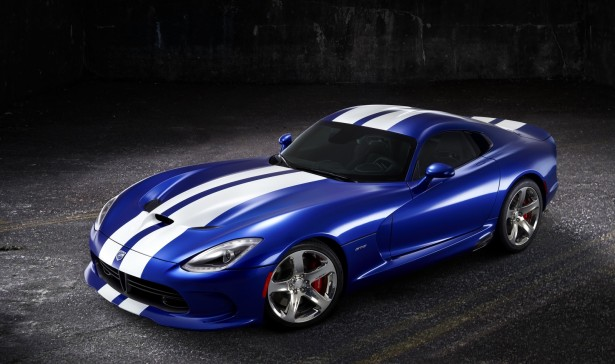 2013 SRT Viper GTS Launch Edition