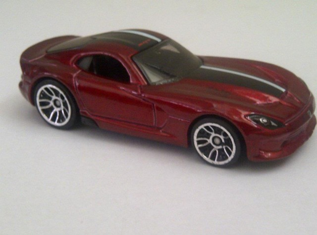2013 SRT Viper leaked again?