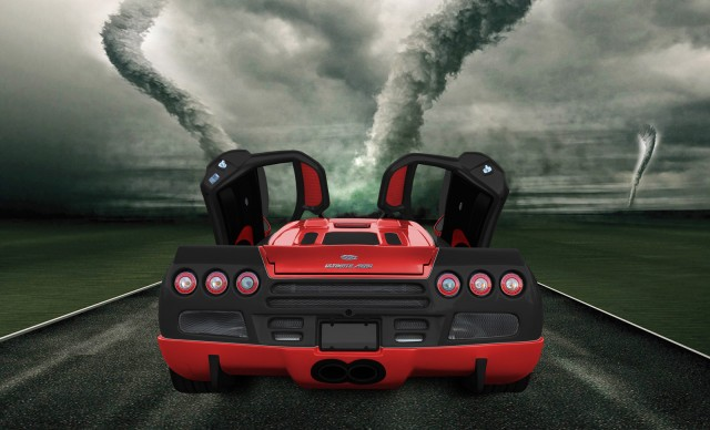 2013 SSC Ultimate Aero XT