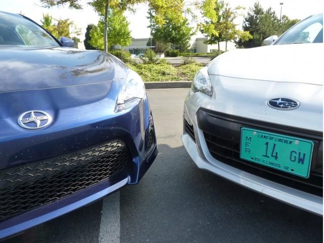 2013 Hyundai Genesis Coupe vs 2013 Subaru BRZ  The Car Connection