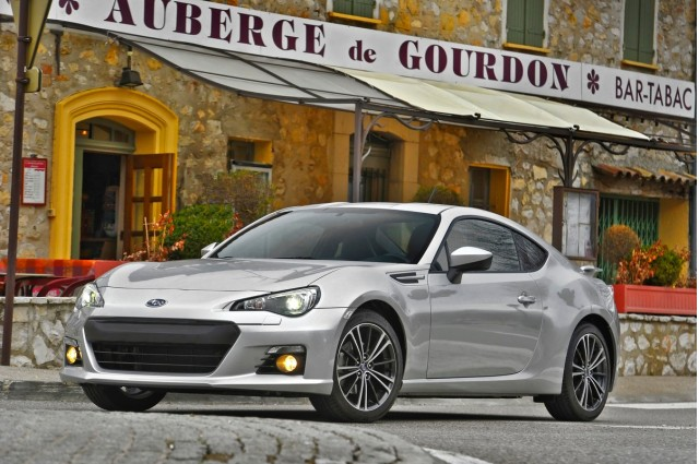 2013 Subaru Brz Review Ratings Specs Prices And Photos The Car