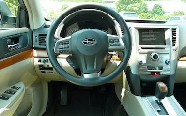Image 2013 Subaru Outback 3 6r Limited Interior Size
