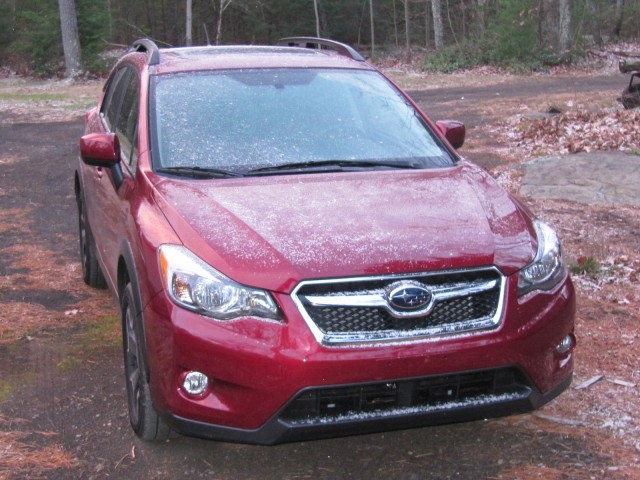 2013 Subaru XV Crosstrek, upstate New York, Dec 2012