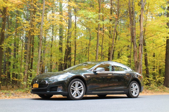 2017 Tesla Model S Owned By David Noland Catskill Mountains Ny Oct