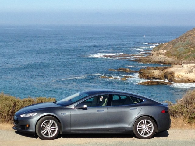 2013 Tesla Model S [photo by owner Gene Rubin]