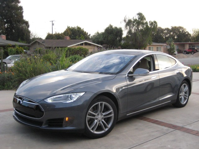 2017 Tesla Model S Photo By Owner Gene Rubin