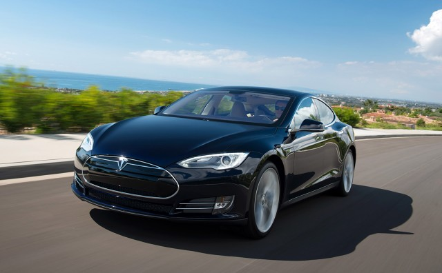 Tesla Model S To Offer 'Autobahn' Tuning For Top Speed Over 130 MPH