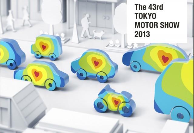2013 Tokyo Motor Show logo