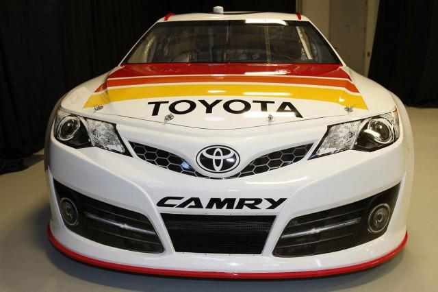 2013 Toyota Camry NASCAR Sprint Cup race car