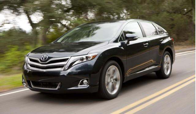 2017 Toyota Venza Priced