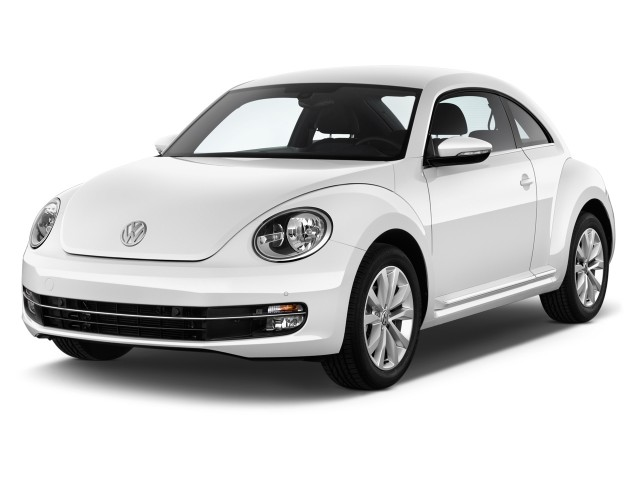 2013 Volkswagen Beetle 2-door Coupe Man 2.5L Angular Front Exterior View