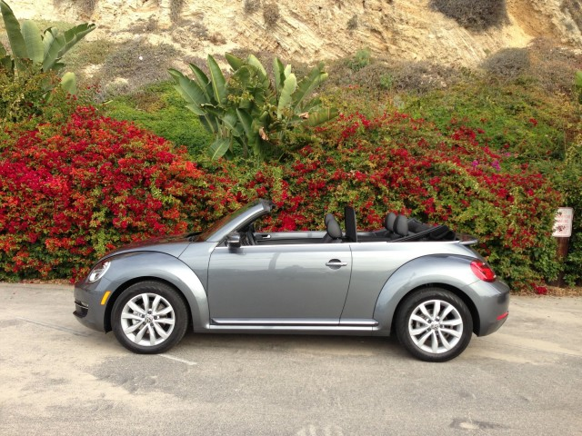 2013 Volkswagen Beetle TDI Convertible first drive