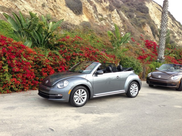 2013 Volkswagen Beetle TDI Convertible first drive