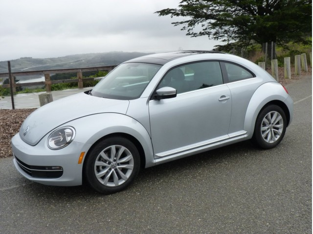 2017 Volkswagen Beetle Recalled For Airbag Issue
