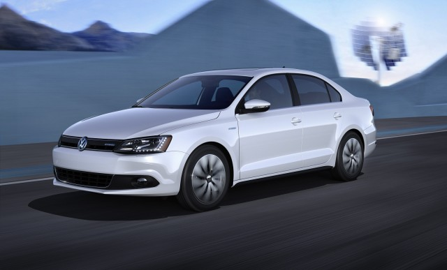 Vw jetta hybrid review